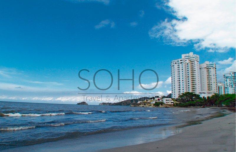 Playa Salguero- Rodadero Santa Marta