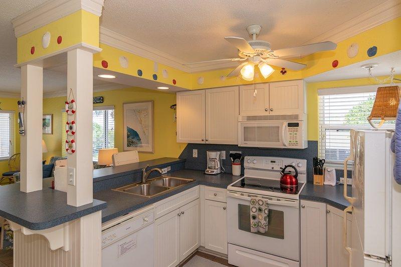 All'interno, camera, cucina, decorazioni per la casa, ventilatore a soffitto