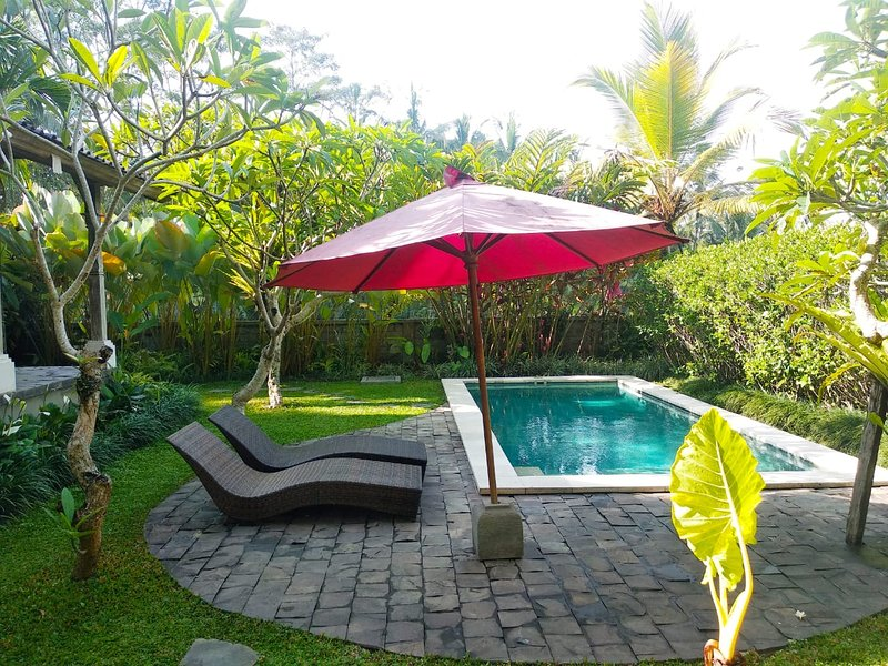 Thani Villa Ubud Bali, holiday rental in Bresela