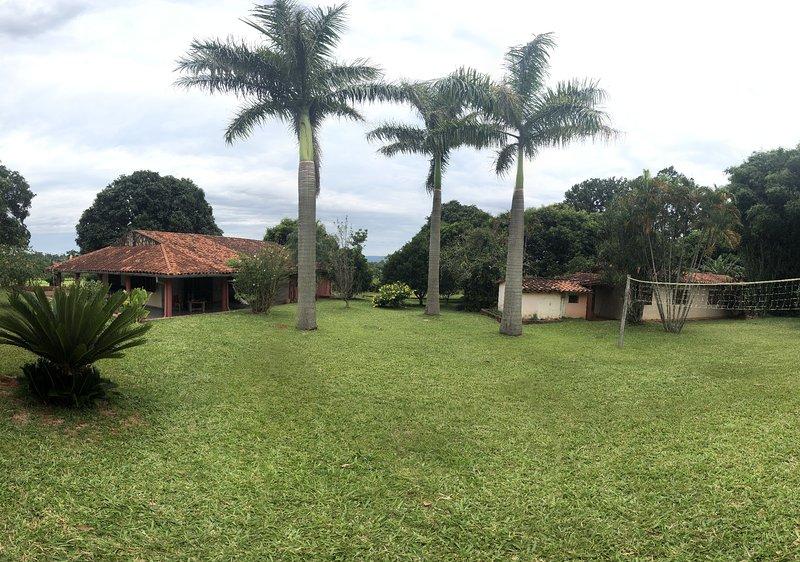 Quinta - Ferienhaus La Siempre Verde, alquiler de vacaciones en Paraguay