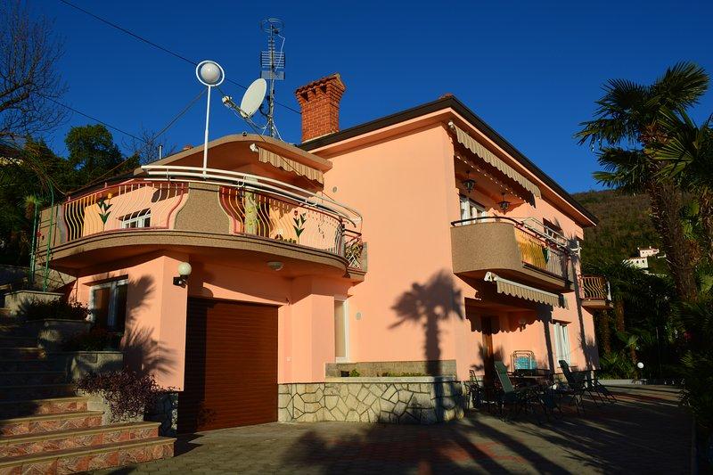Apartment Valentina, holiday rental in Opatija