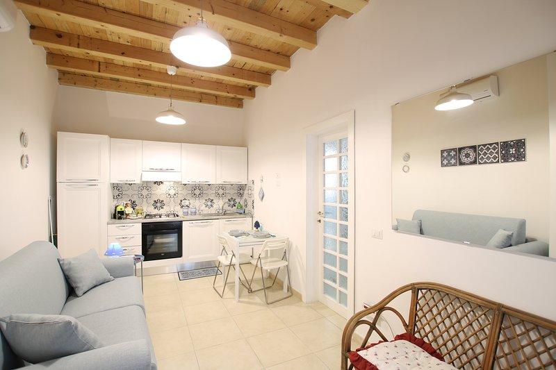 dream suite, Ferienwohnung in Isola di Ortigia