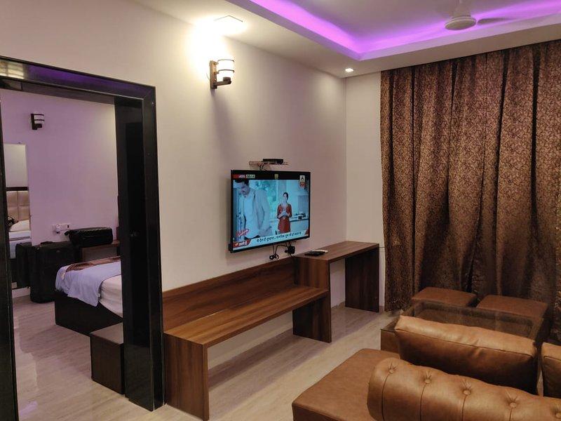 Sea Hawk Suites Baga Calangute Goa, holiday rental in Arpora