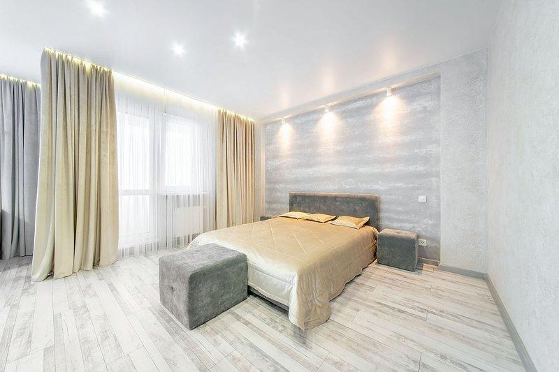 Apartment near Vostok st., alquiler vacacional en Minsk