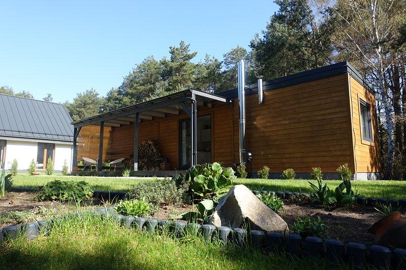 Domek nad Wartą - Park Krajobrazowy, holiday rental in Lodz Province