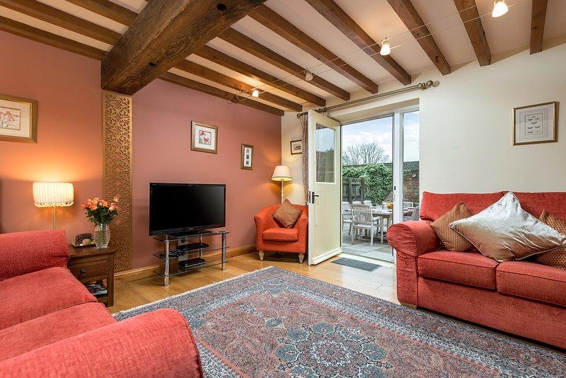 Barn House Broadgate Farm Cottages 4 bed – semesterbostad i South Dalton