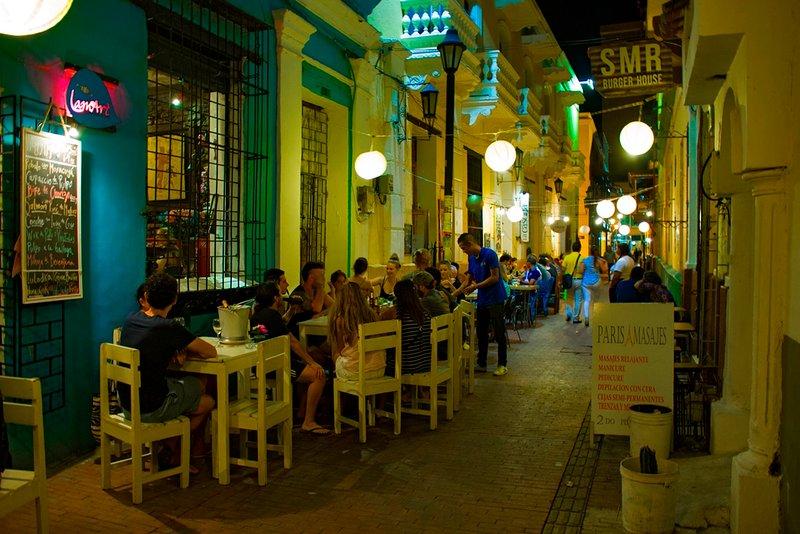 Centro storico - Santa Marta City