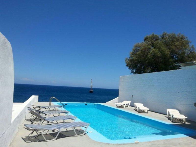 Santorini Memories unit  for 2, holiday rental in Imerovigli