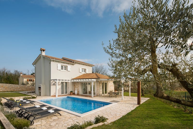 Villa Novena | Istria, holiday rental in Barban