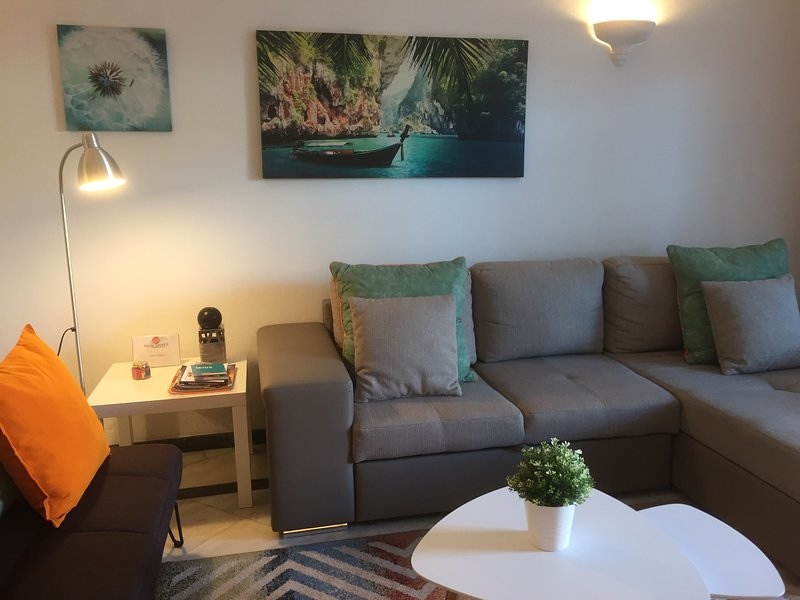Apartment near S.Rafael beach, holiday rental in Sesmarias