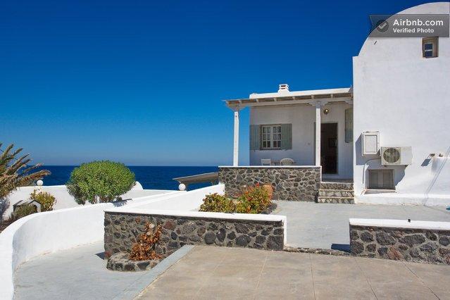 santorini Grace villa No1 UNIT FOR 4, vakantiewoning in Fira