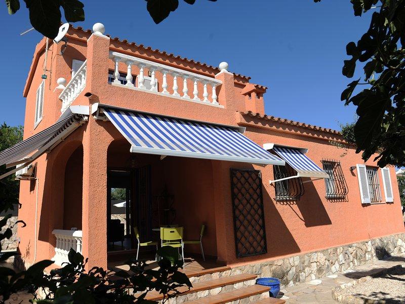 Casa Lucia Playa, location de vacances à L'Ampolla