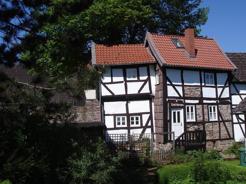 Ferienhaus am Solling - Urlaub im Weserbergland, holiday rental in Einbeck