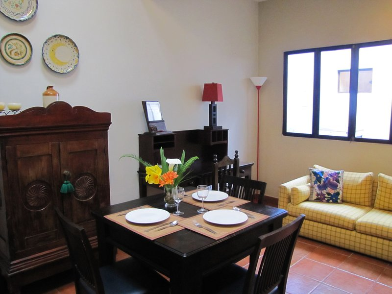 Casita Los Búhos - Colonial apartment with kitchen in Central Antigua, alquiler de vacaciones en Chimaltenango Department