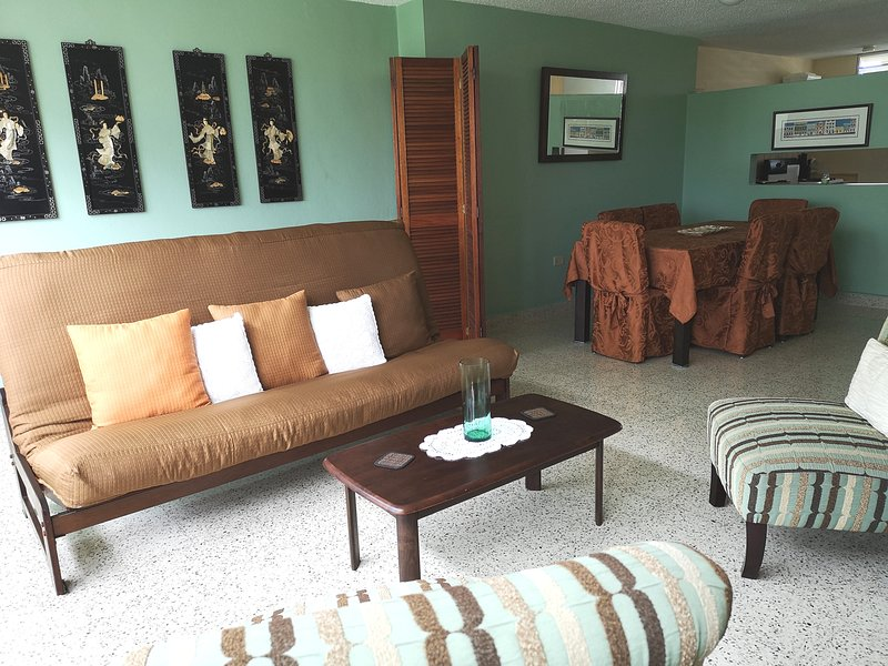 El Monte Sur Condo Apartment, holiday rental in San Juan