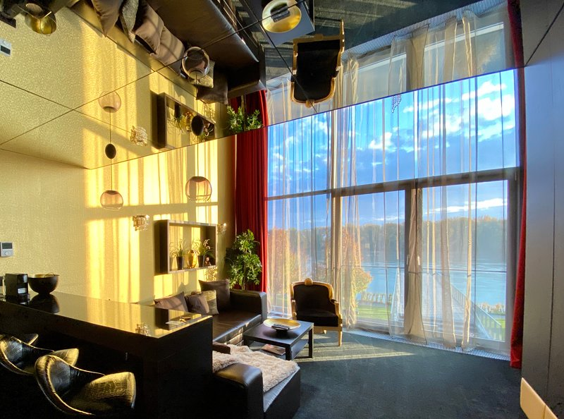 Apartment EUROVEA Secret, holiday rental in Bratislava Region
