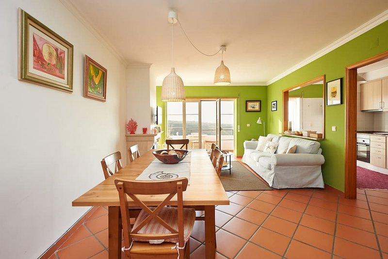 Coral Villa, charming landscape close to the beach, alquiler de vacaciones en Ericeira