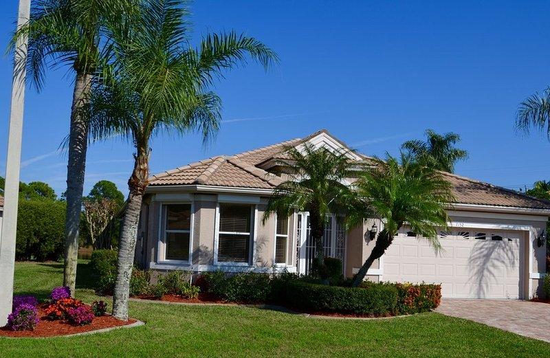 Luxury house in the heart of Tara Golf & Country Club,Bradenton Florida, holiday rental in Braden River