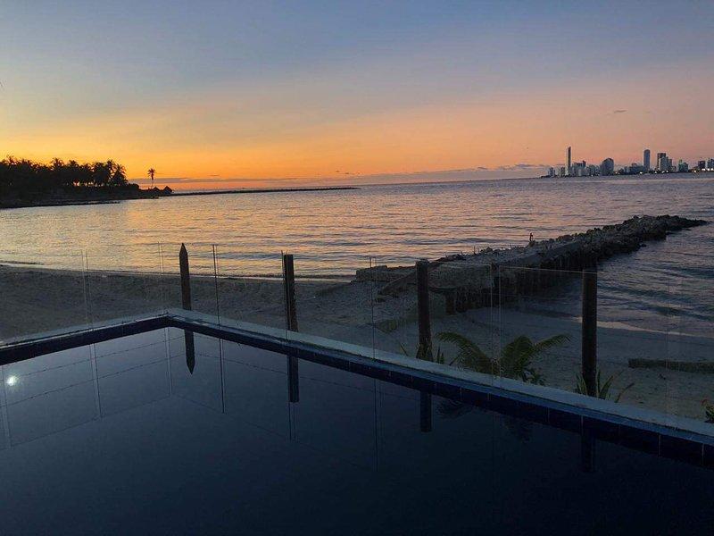 Cabin in Cartagena!, Ferienwohnung in Islas de Rosario