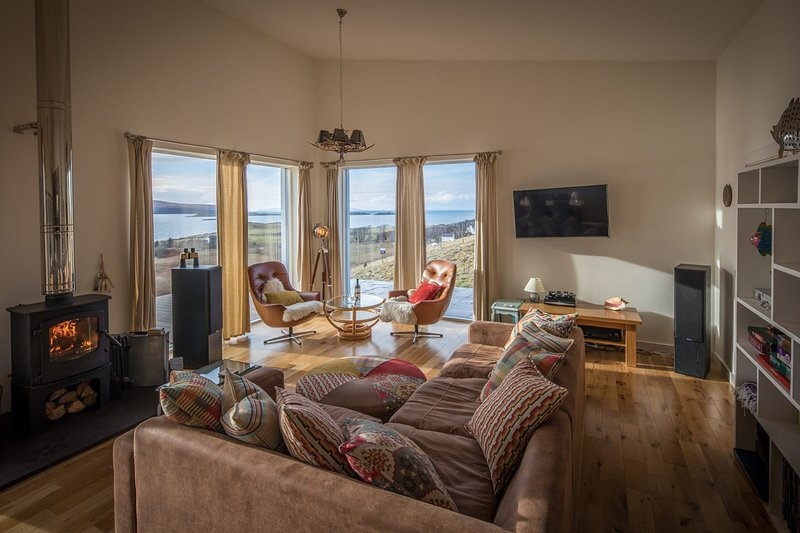 Salt Winds, Waternish, vacation rental in Trumpan