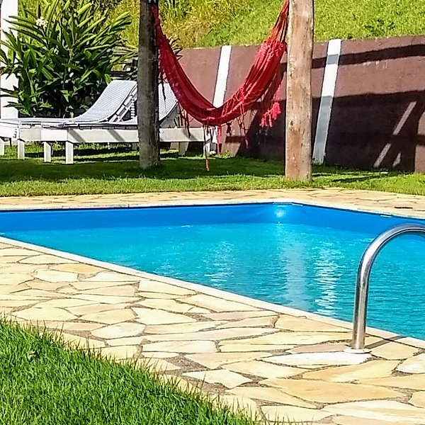 Chácara temporada Toca da Onça, vacation rental in Sao Jose Dos Campos