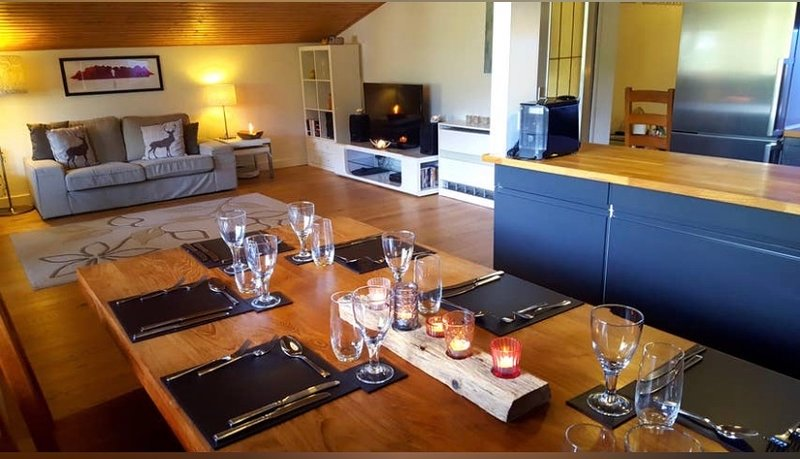 Apartment Amade, location de vacances à Maria Alm