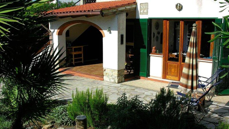 Maison Lido - Terrasse