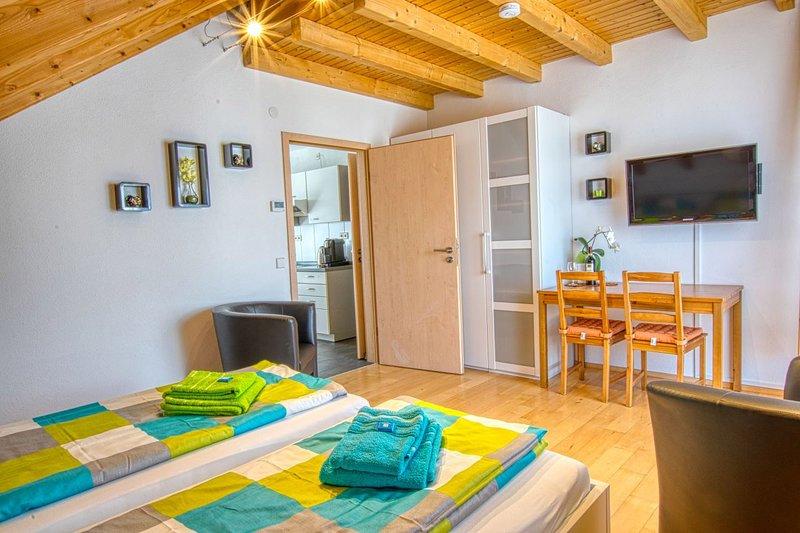 Living-bedroom apartment Elisabeth Günthner Bondorf
