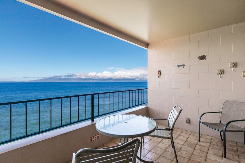 Maui Kai 807 Deluxe Oceanfront Studio, NO FEES UPDATED ...