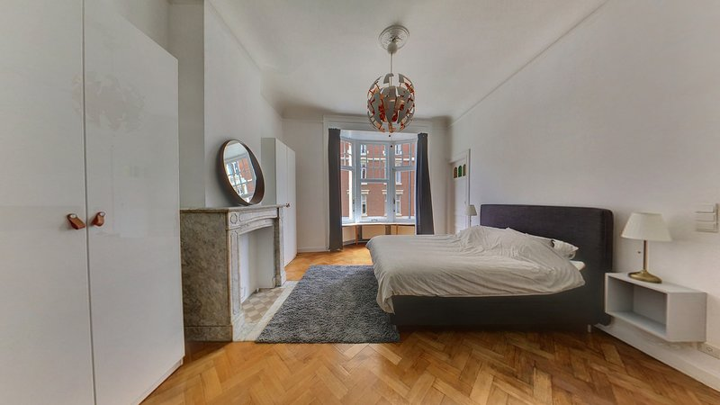 Apartment in the heart of Brussels, Ferienwohnung in Rhode-Saint-Genese