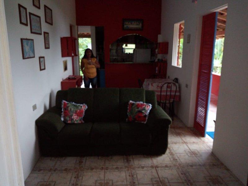 Casa Vista Mar, aluguéis de temporada em Cunha