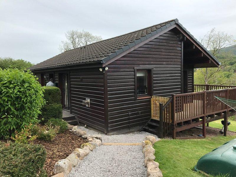 Screel Lodge, holiday rental in Dalbeattie