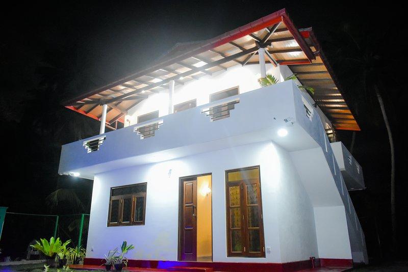 Serene Vista Bungalows, holiday rental in Rathgama