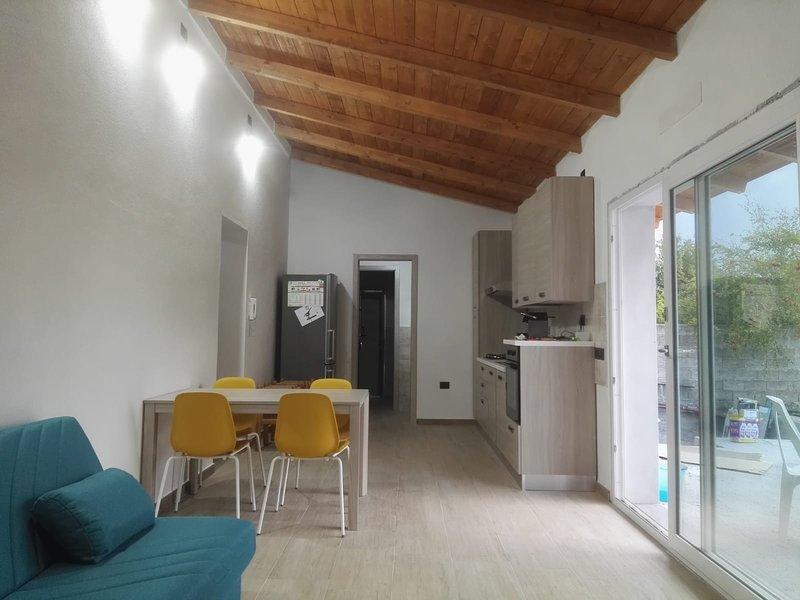 'Sutt'e su sole'- Vacanza nel cuore della Sardegna, holiday rental in Nughedu Santa Vittoria