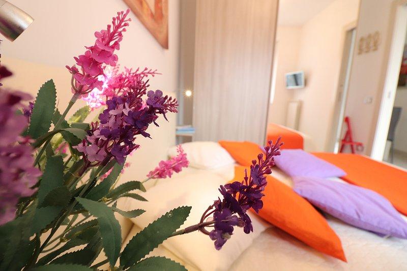Casa vacanza Francesca Otranto 3 posti, holiday rental in Uggiano La Chiesa