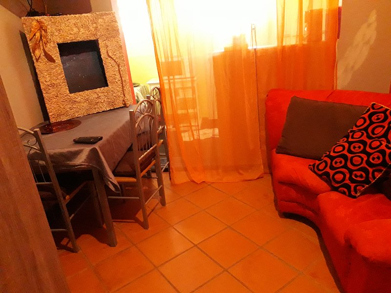 Nice house with terrace & Wifi, vacation rental in La Trinite