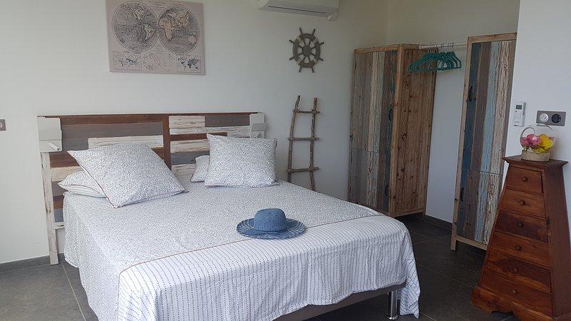 GITE ROUTE DU RHUM, vacation rental in Sainte Rose
