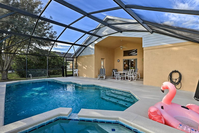 Home with Game Room, < 12 Miles to Disney World!, holiday rental in Bay Lake