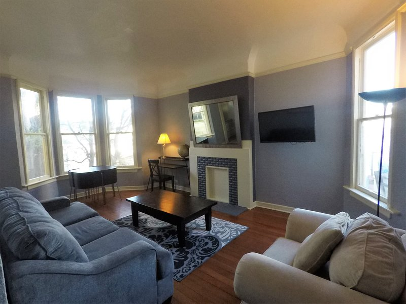 Central Victorian Lower, vacation rental in San Francisco