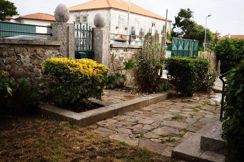 Spacious house with sea view & Wifi, vacation rental in Viana do Castelo
