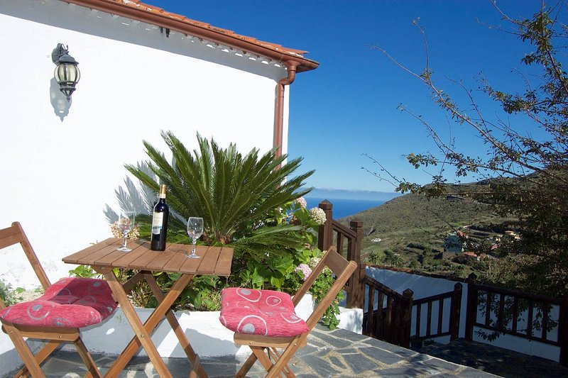 Beautiful apartment with terrace, holiday rental in El Tanque