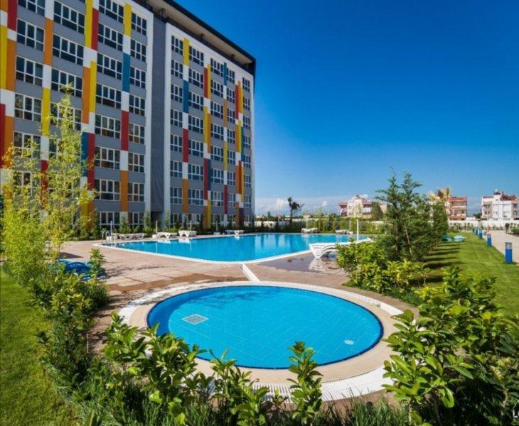 Pools, sauna, Gym, security, airport, vacation rental in Antalya