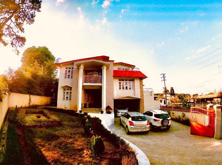 TLT VILLA - The Luxury Terrace Villa, alquiler vacacional en East Khasi Hills District
