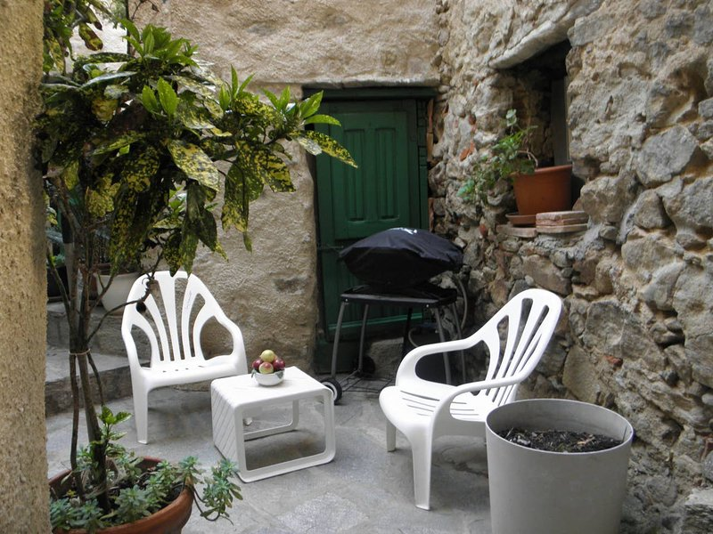 Beautiful house with garden & Wifi, alquiler vacacional en Ville-di-Paraso