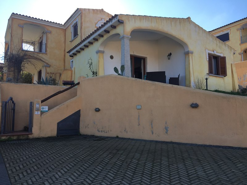 Colle, vacation rental in Brunella