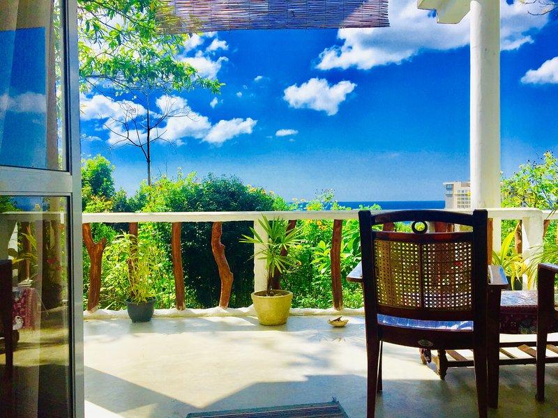 Sea Face Villa Unawatuna, holiday rental in Unawatuna