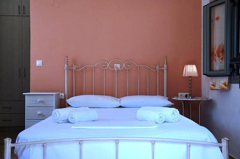 Viva Elafonisi - Viva Room 1bed, 1bathroom – semesterbostad i Keramoti