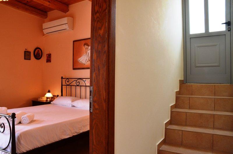 Viva Elafonisi - Elafonisos Room 1bedroom, 1bathroom – semesterbostad i Amigdhalokefali