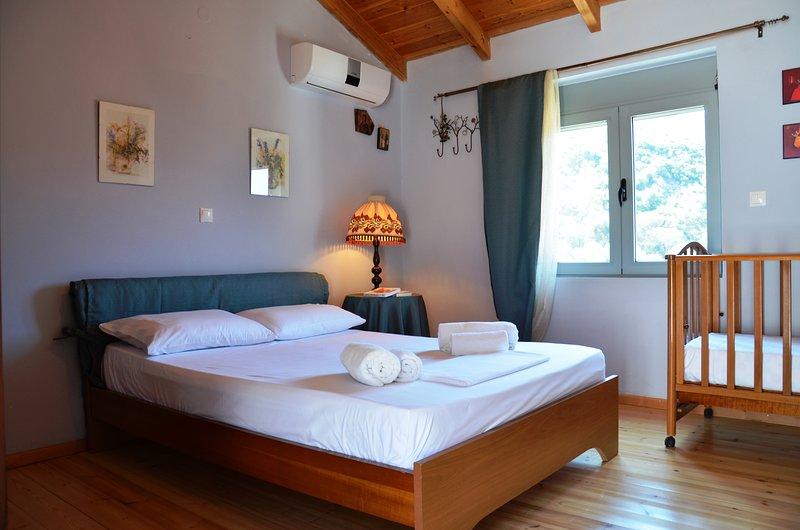 Viva Elafonisi - Viva House 4beds, 1 bathroom – semesterbostad i Keramoti