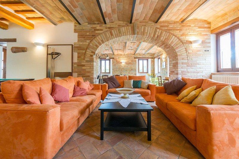 Villa Gina, alquiler de vacaciones en Gualdo